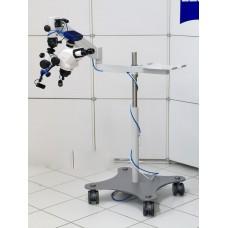 Стерео микроскоп Stemi 508 Flexi с напольной стойке, Axiocam 305 и LED-Spot Двойной