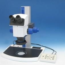 Стерео Микроскопе SteREO Discovery.V8 с Грубой/тонкой влечение и VisiLED освещение отраженным и проходящим светом
