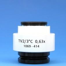 Видео-адаптер 60 C 2/3 х 0,63