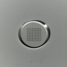 Сеть 10x10 мкм/5:10, d=21 мм