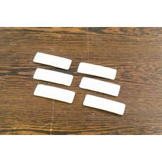 Набор: 6х Textilpad мал, чтобы голова лупа КС