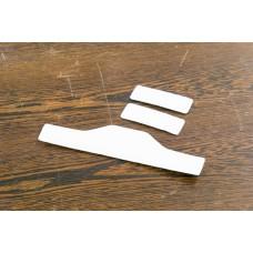 Набор: 2x Textilpad мал (назад/вверх) + 1x Textilpad большой (спереди), чтобы голова лупа КС
