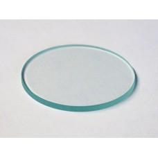 Вкладные пластины для штативов, 84мм, стекло, прозрачное